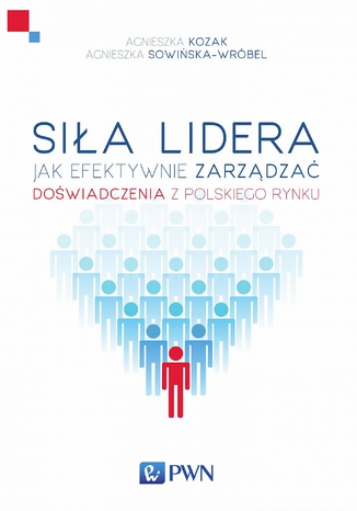 Okładka książki/ebooka Siła lidera