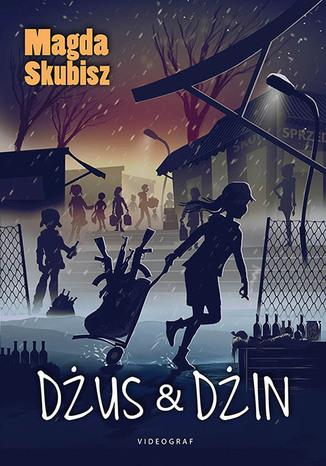 Okładka książki/ebooka Dżus & Dżin