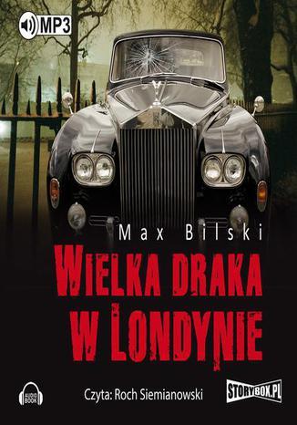 Okładka książki Wielka draka w Londynie