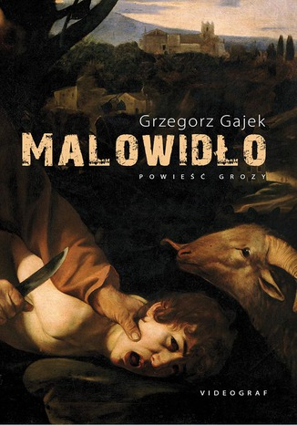 Okładka książki Malowidło