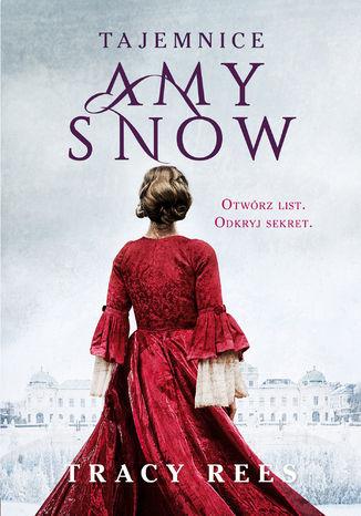 Okładka książki Tajemnice Amy Snow