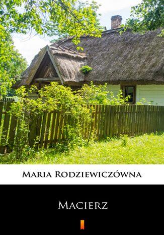 Okładka książki Macierz