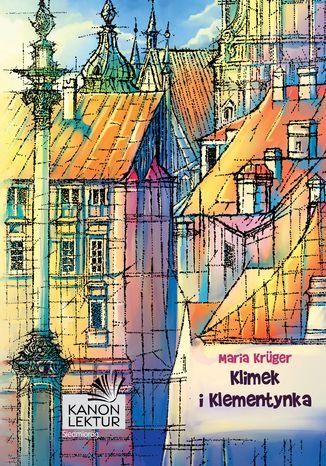 Okładka książki Klimek i Klementynka