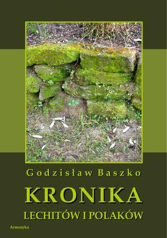 Okładka książki Kronika Lechitów i Polaków