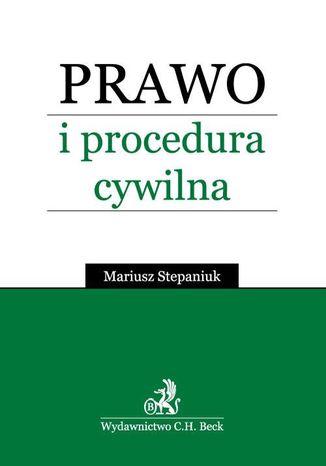 Okładka książki Prawo i procedura cywilna