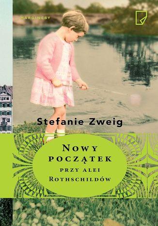 Okładka książki Nowy początek przy alei Rothschildów