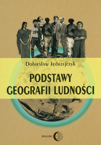 Okładka książki Podstawy geografii ludności