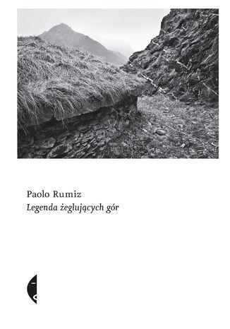 Okładka książki Legenda żeglujących gór