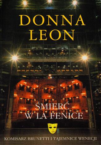 Okładka książki Śmierć w La Fenice