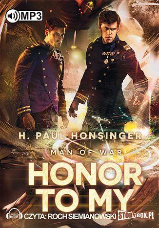 Okładka książki Honor to my
