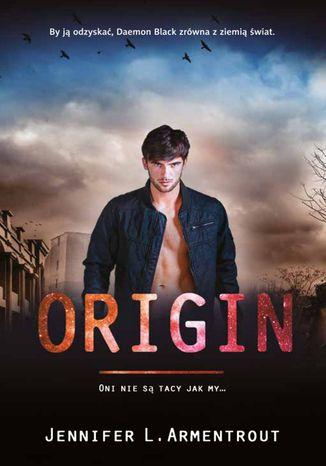 Okładka książki Origin Tom 4 Lux