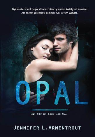 Okładka książki Opal Tom 3 Lux