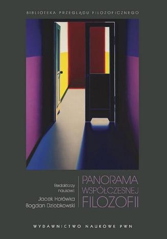 Okładka książki/ebooka Panorama współczesnej filozofii
