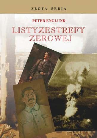Okładka książki Listy ze strefy zerowej