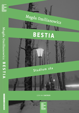 Okładka książki Bestia. Studium zła
