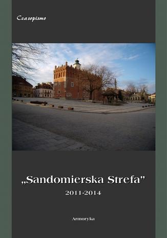 Okładka książki Sandomierska Strefa 2011-2014
