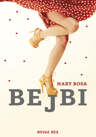 Okładka książki Bejbi