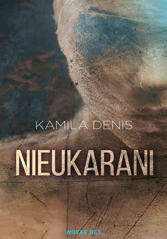 Okładka książki Nieukarani