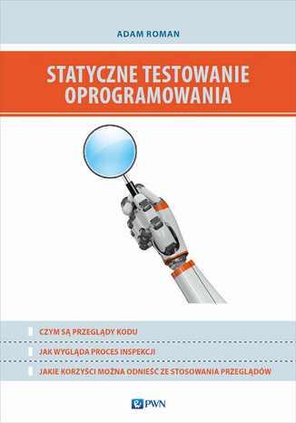 Okładka książki Statyczne testowanie oprogramowania