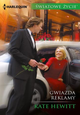 Okładka książki Gwiazda reklamy