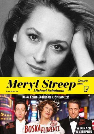 Okładka książki/ebooka Meryl Streep. Znowu ona!
