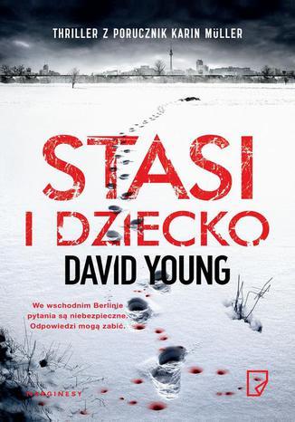 Okładka książki Stasi i dziecko