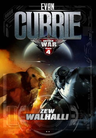 Ebook Hayden War. Tom 4. Zew Walhalli