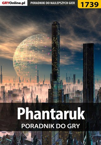Okładka książki Phantaruk - poradnik do gry