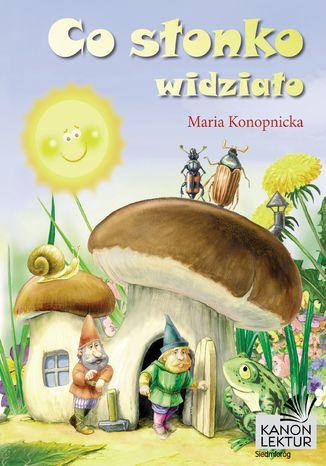 Okładka książki/ebooka Co słonko widziało