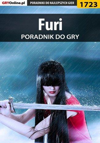 Okładka książki Furi - poradnik do gry