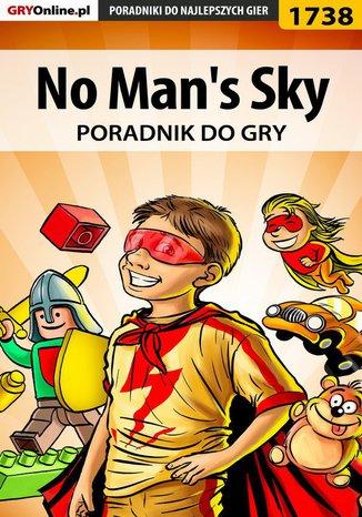 Okładka książki No Man's Sky - poradnik do gry