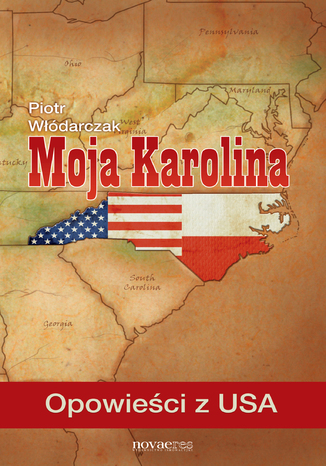 Okładka książki Moja Karolina