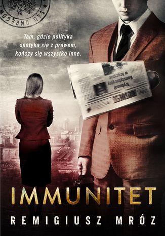 Okładka książki Immunitet. Joanna Chyłka. Tom 4