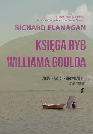 Okładka książki Księga ryb Williama Goulda