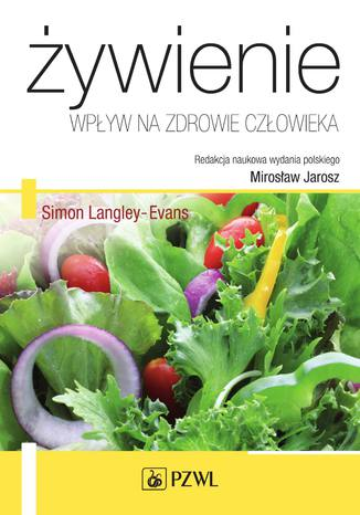 Okładka książki/ebooka Żywienie. Wpływ na zdrowie człowieka