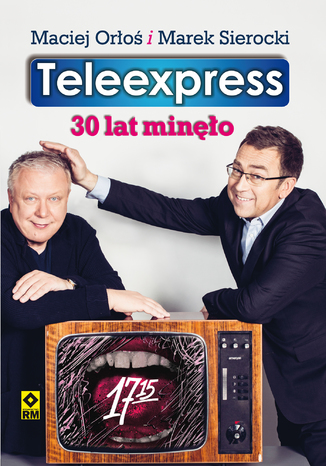 Okładka książki/ebooka Teleexpress. 30 lat minęło