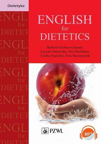 Okładka książki/ebooka English for Dietetics