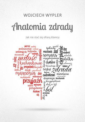 Okładka książki Anatomia zdrady