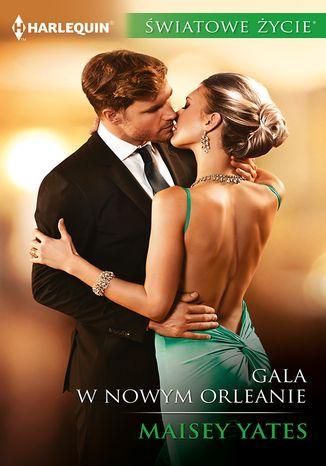Okładka książki Gala w Nowym Orleanie