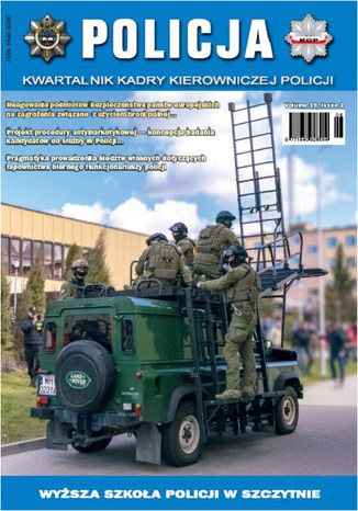 Okładka książki/ebooka Policja 2/2015
