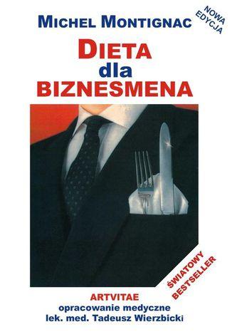 Okładka książki/ebooka Dieta dla biznesmena