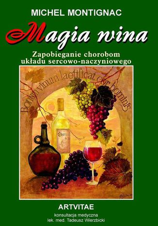 Okładka książki/ebooka Magia wina