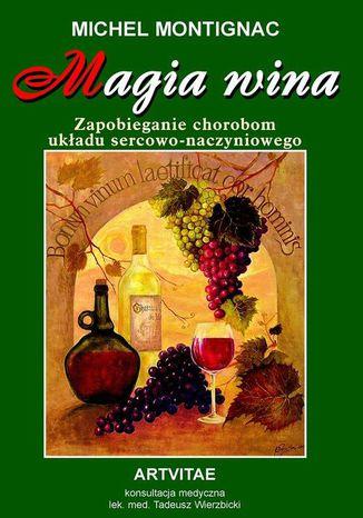 Okładka książki Magia wina
