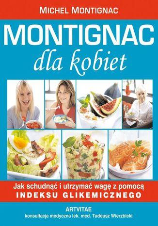Okładka książki/ebooka Montignac dla kobiet