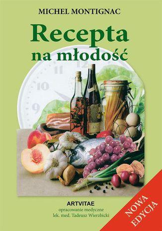 Okładka książki/ebooka Recepta na młodość