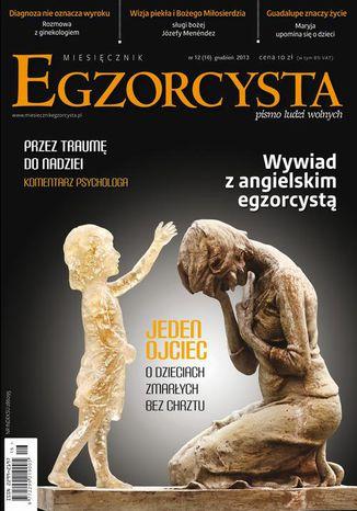 Okładka książki Miesięcznik Egzorcysta. Grudzień 2013
