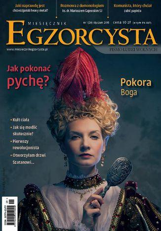 Okładka książki Miesięcznik Egzorcysta. Styczeń 2015