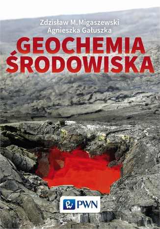 Okładka książki Geochemia środowiska