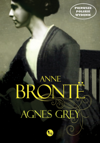 Okładka książki Agnes Grey