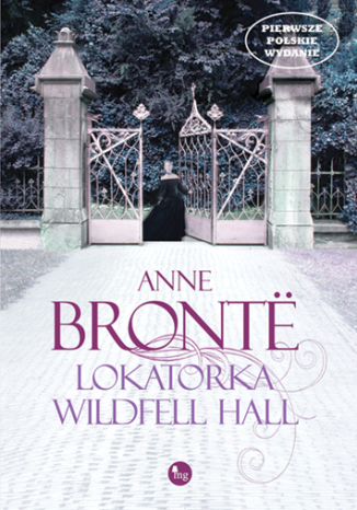 Okładka książki/ebooka Lokatorka Wildfell Hall